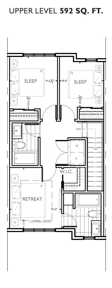 Yorke 2 - A4 - Upper Level