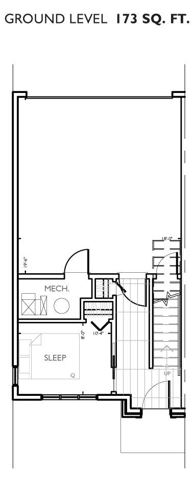 Yorke 2 - B3 - Ground Level