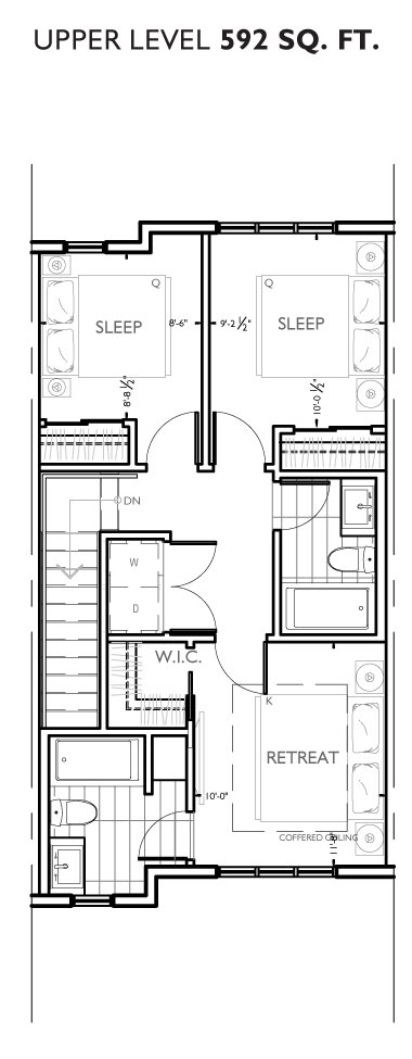 Yorke 2 - C2 - Upper Level