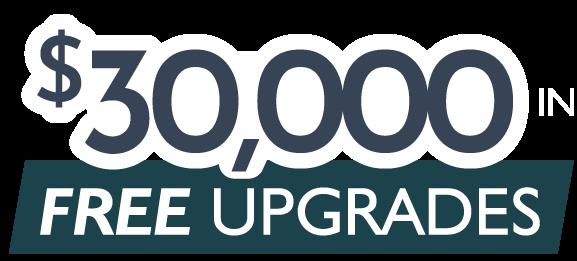 Yorke 2 - Summer Upgrade Special - $30,000 Upgrades